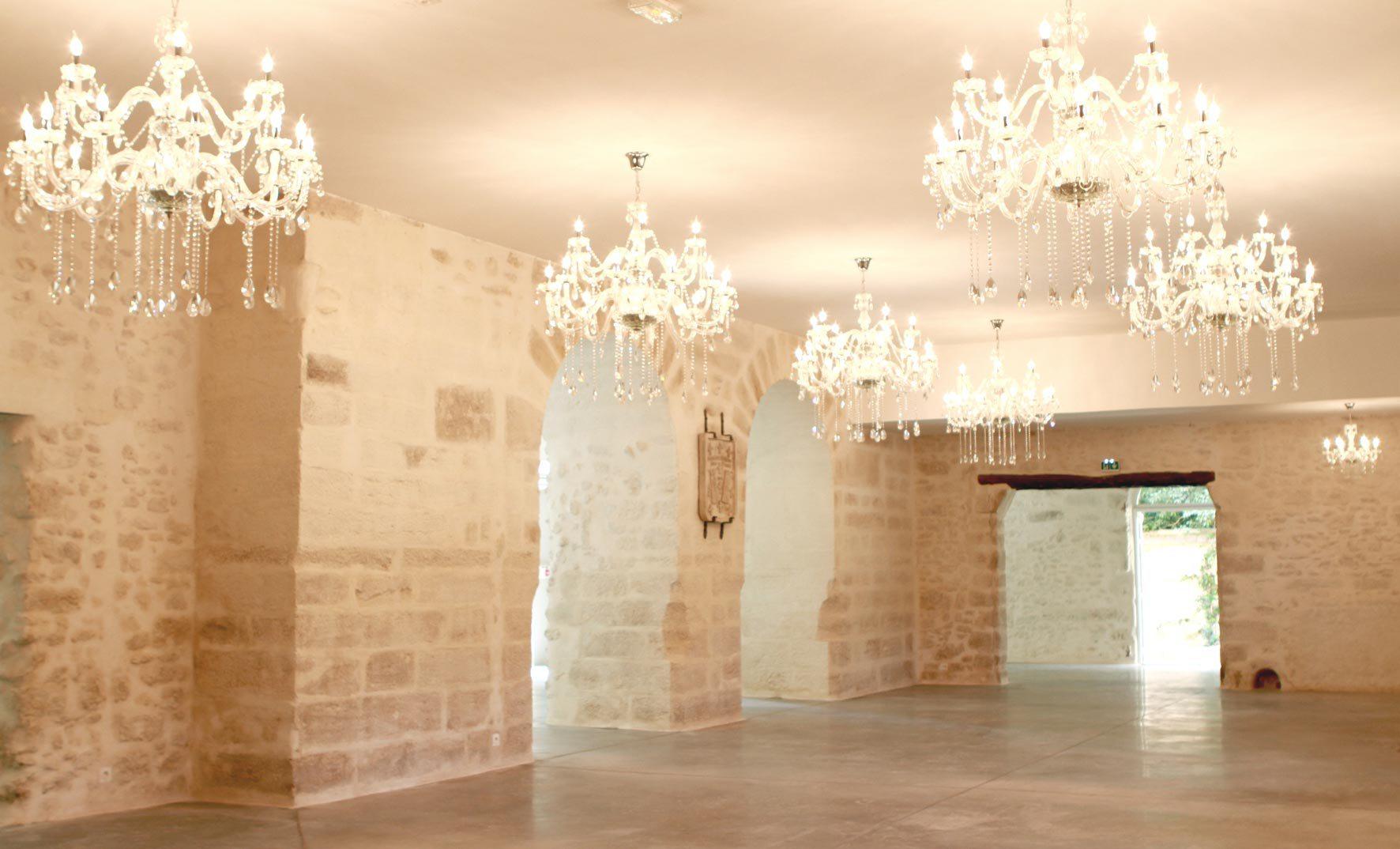 Abbaye Grand Gigognan location salle réception