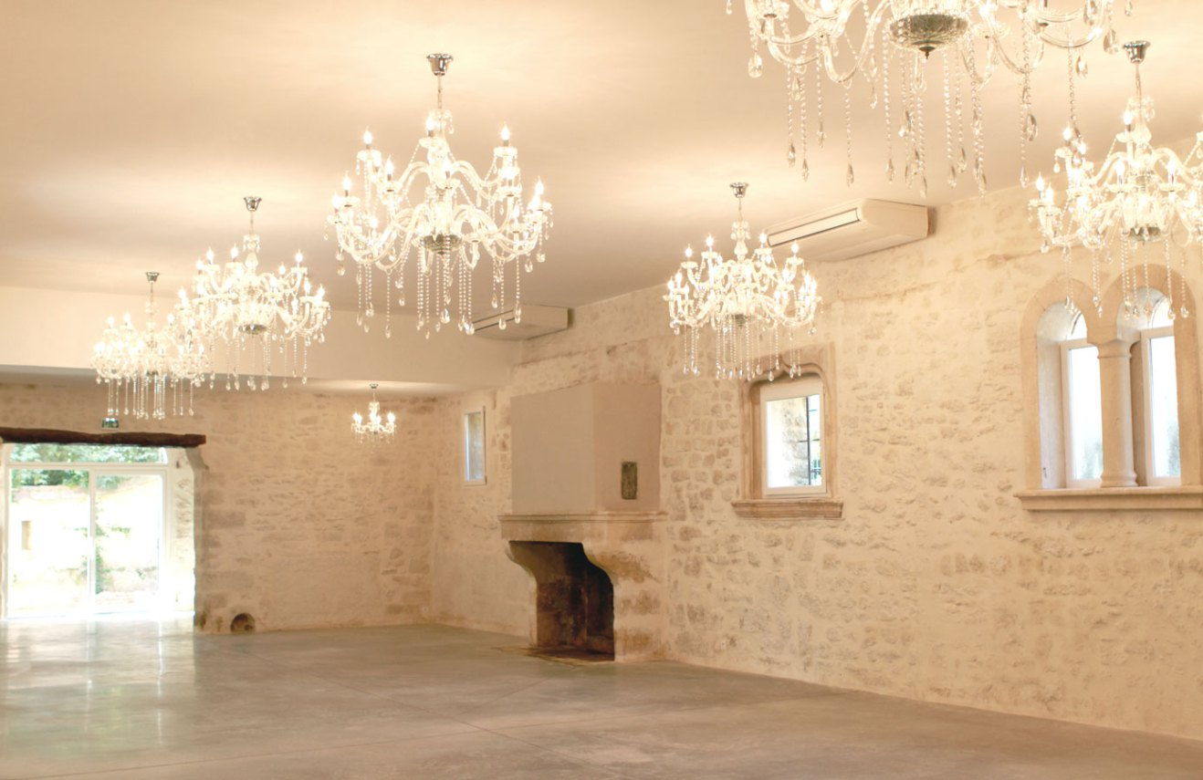 Location salle de mariage Vaucluse