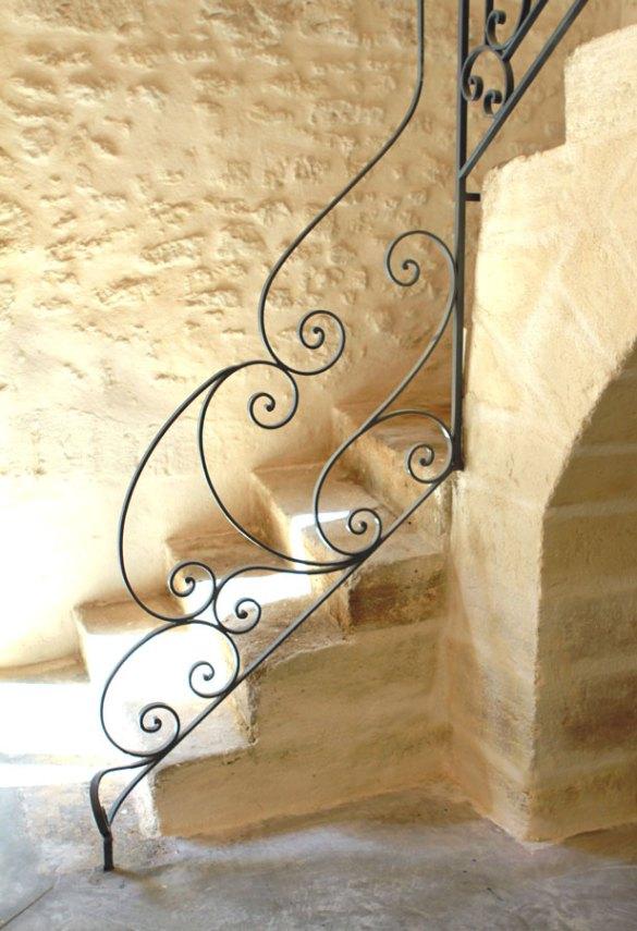 Abbaye du Grand Gigognan Sorgues Vaucluse
